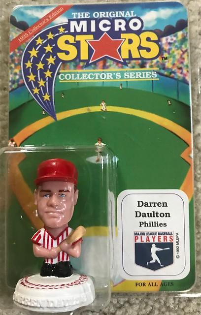 1994 MLB Microstars - Daulton