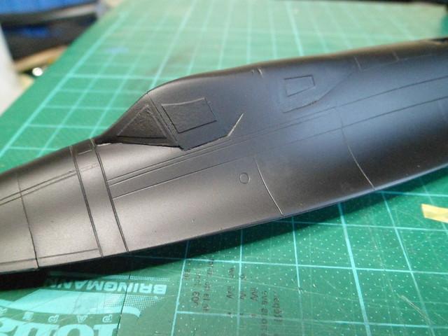 Les géants des airs : Le Lockheed SR-71 [Academy 1/72] - Page 2 49821441507_d111943405_z