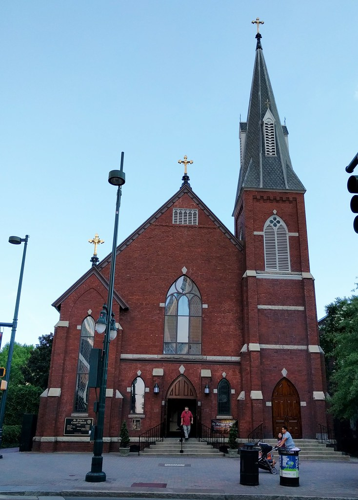 Charlotte, NC - St. Peter's Catholic Church