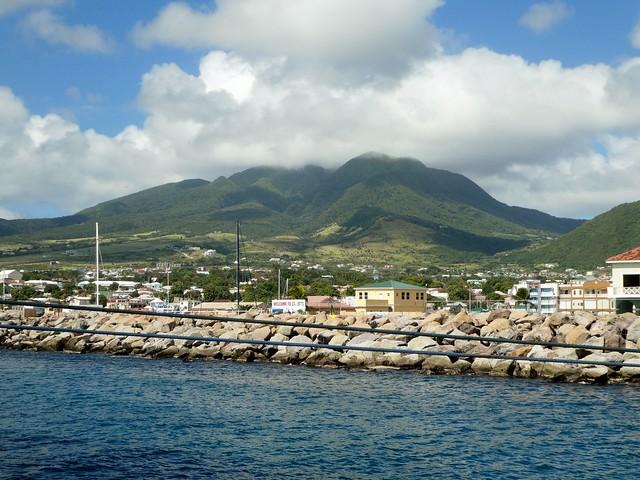 St. Kitts - Mount Liamuiga