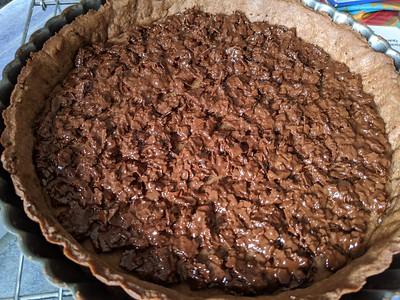 Chocolate Feuilletine Base