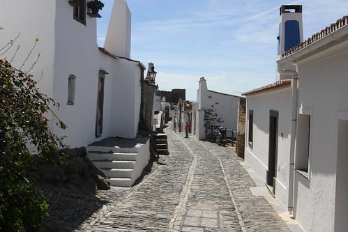 Rúa de Santiago - Monsaraz