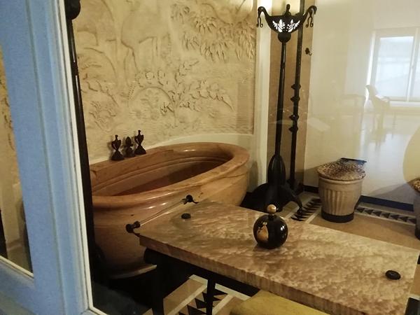 salle de bain Jeanne Lanvin