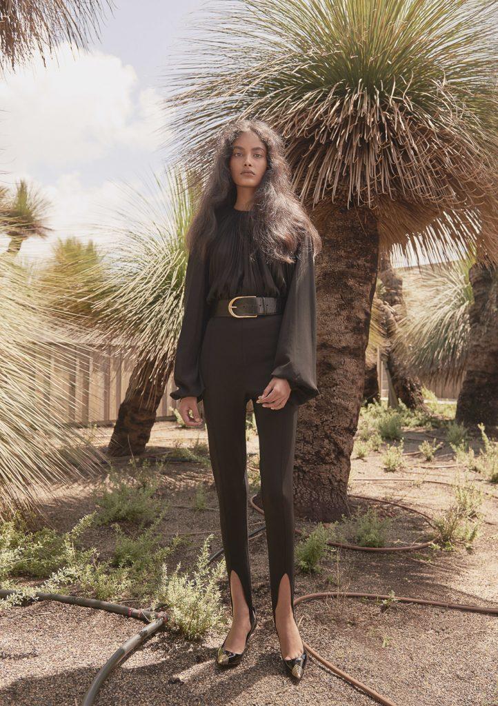 DISTRICT F — Harper's Bazaar Australia WEBITORIAL апр