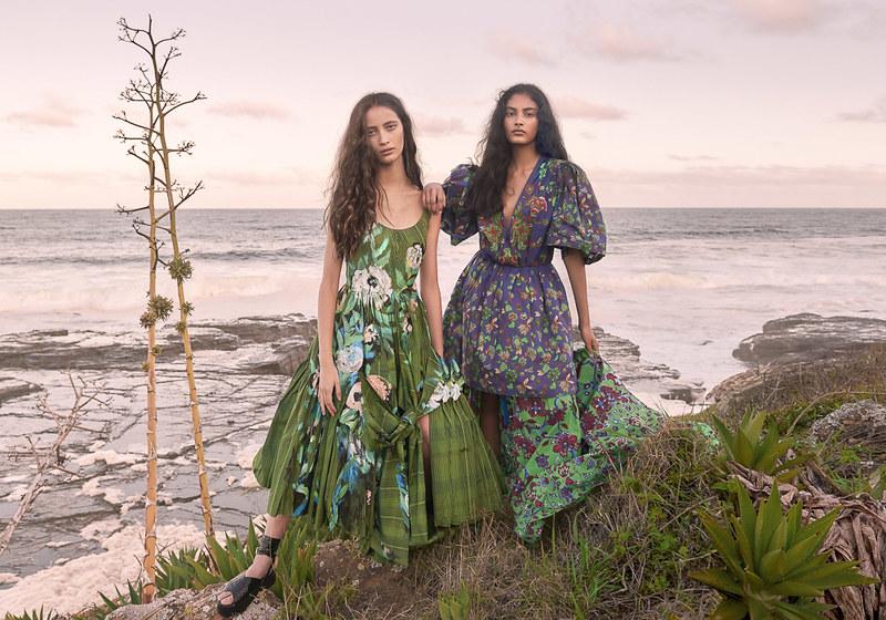 DISTRICT F — Harper's Bazaar Australia WEBITORIAL пол