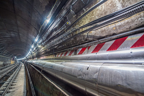 L Project Tunnel Rehabilitation Work | by MTAPhotos