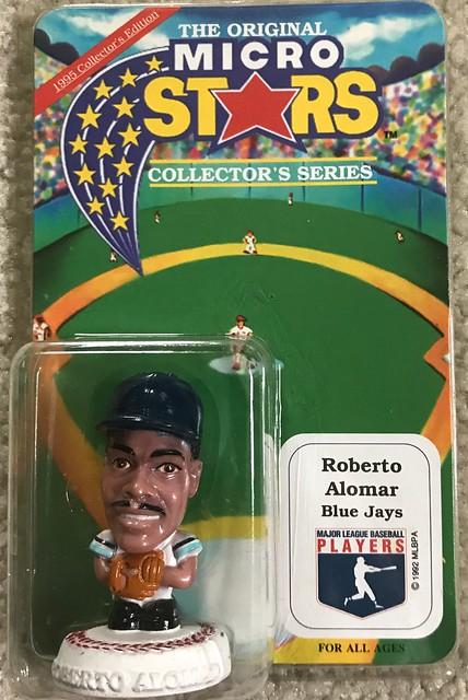 1994 MLB Microstars - Alomar