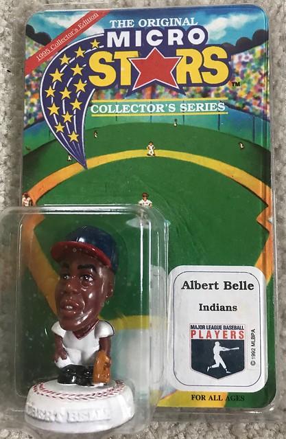 1994 MLB Microstars - Belle