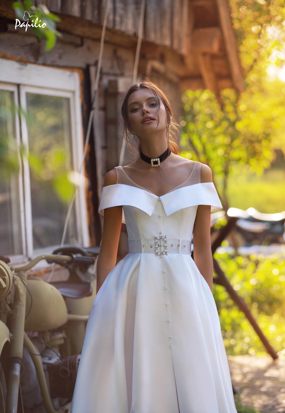 個性婚紗,Papilla台北,歐美精品婚紗代理