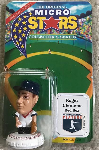 1994 MLB Microstars - Clemens