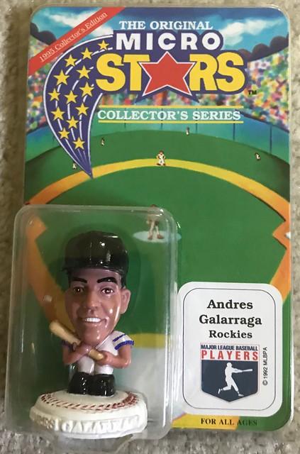 1994 MLB Microstars - Galaragga