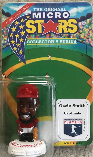 1994 MLB Microstars - Ozzie Smith
