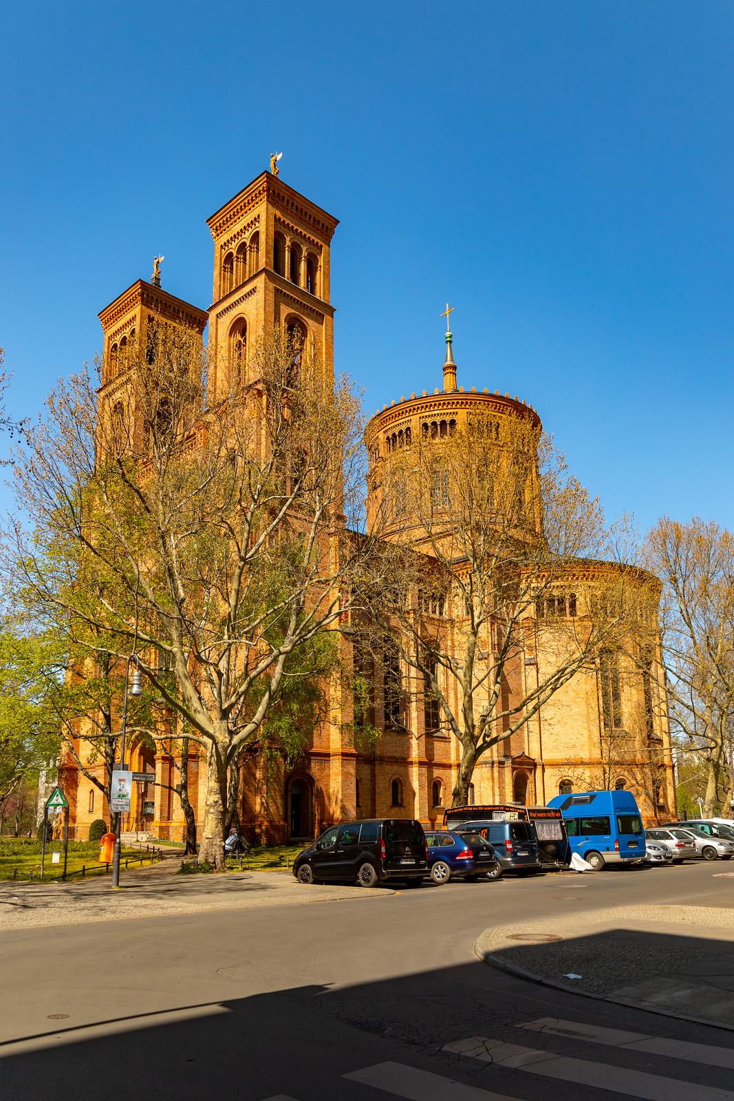 Die St.-Thomas-Kirche