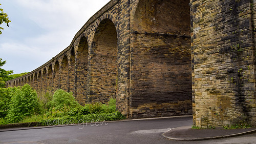 Viaduct at Denby Dale