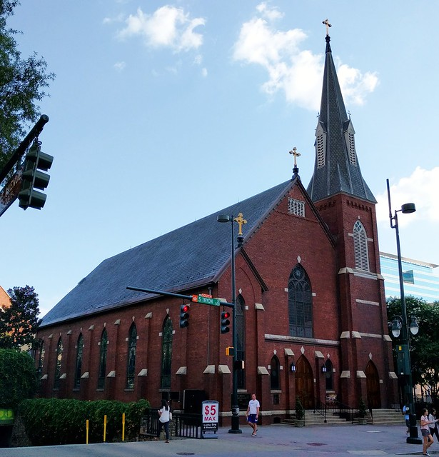 Charlotte, NC - St. Peter's Catholic Church