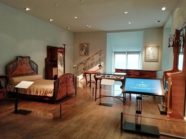 chambre Art Nouveau