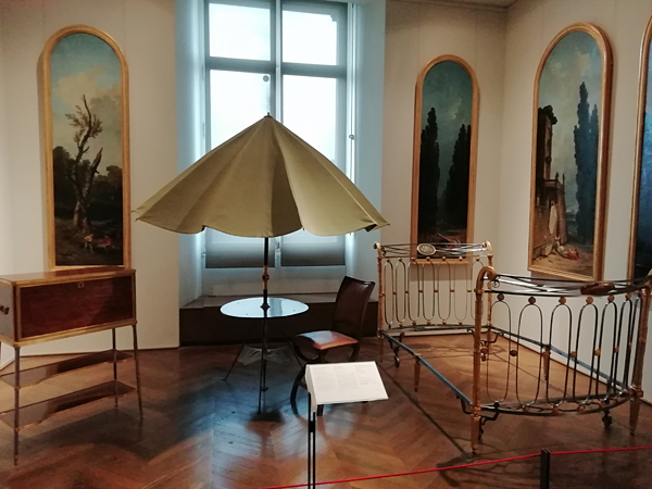 mobilier de voyage