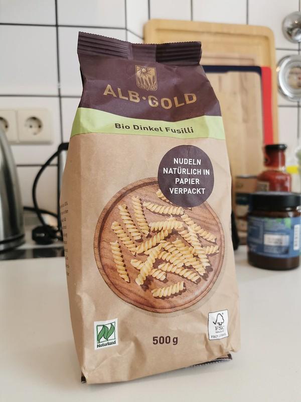 Alb-Gold Fusilli