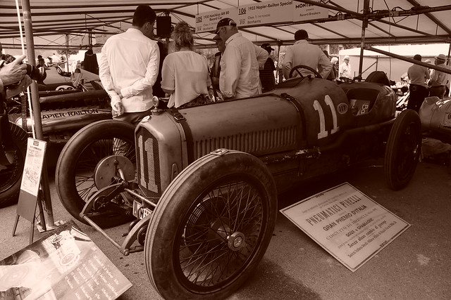Ballot 3-8 LC 3.0-litre Straight-Eight 1920, 125 Years of Road Racing, Speed Kings, Motorsport's Record Breakers, Goodwood Festival of Speed (13)