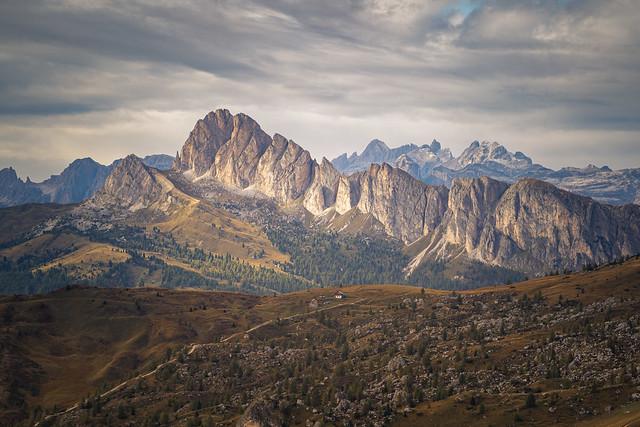 Settsass, Dolomites UNESCO