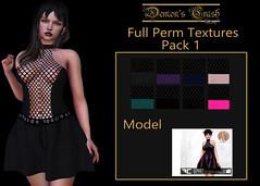 [DC] Textures - FLECHA Mollie Dress Fullperm 1