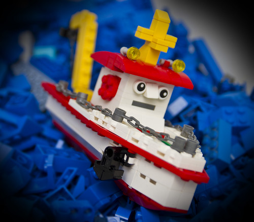 Elias: The little rescue boat | by Crescentius SH
