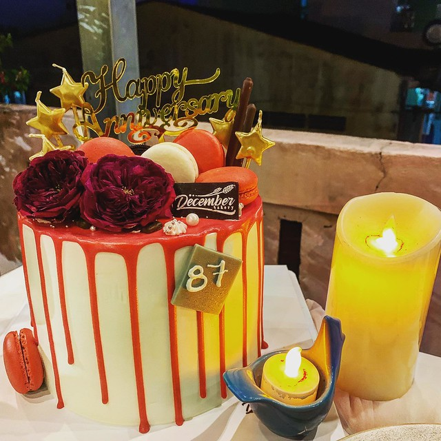 Super beautiful colorful birthday cake pictures in brilliant colors