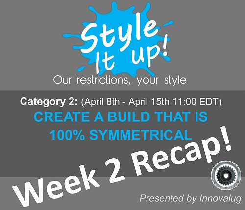 Style it Up! Week Two Recap