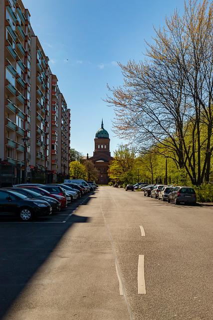 In der Michaelkirchstraße