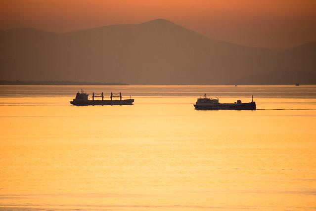 golden sea #2