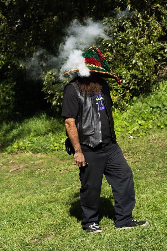 The Smoking Hat
