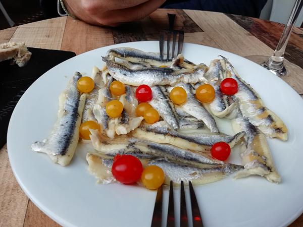 petits anchois