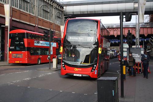 Go-Ahead London EH176 YY67URE