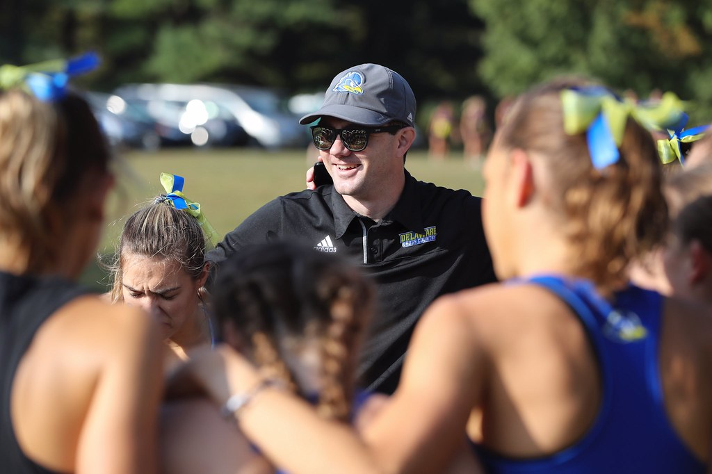 Ryan Waite will not wait for success: Cross country coach makes it happen