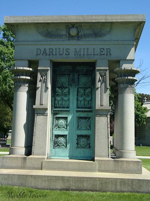 Miller-Darius-maus 2_Rosehill Cem