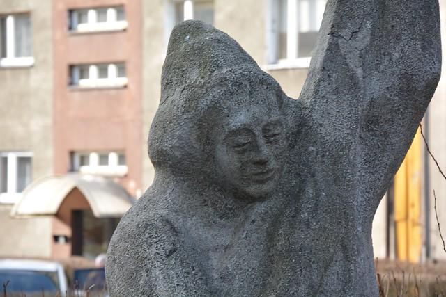 Rzeźba plenerowa nr 11 - Ruda Śląska
