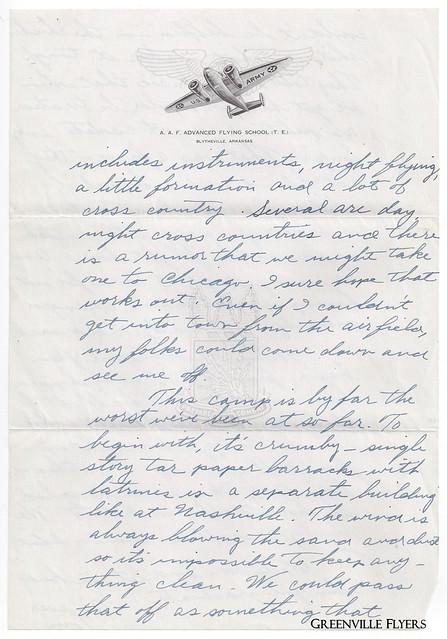 Thomas R. Grimes Letter pg3