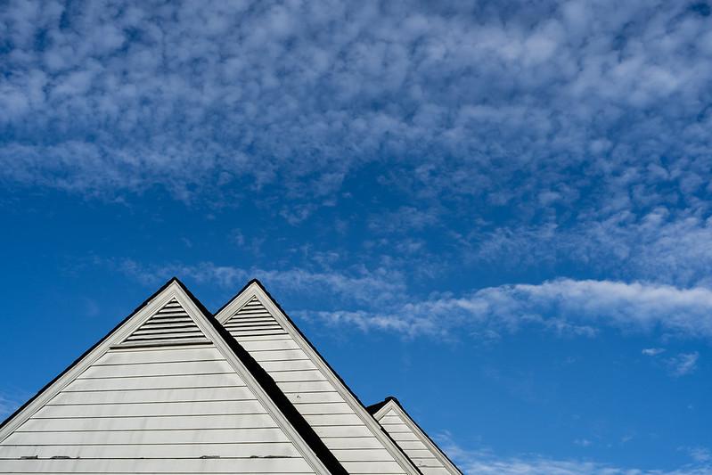 Geometry in the sky