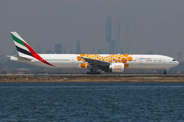 A6-ECU | Boeing 777-31HER | Emirates (special