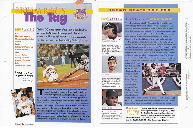 1996 bonds-bream greatest moments 52a