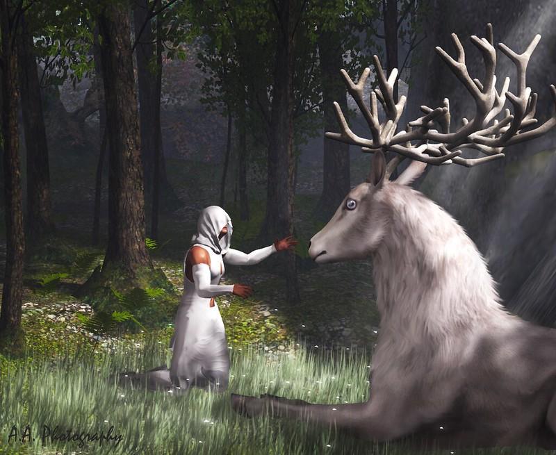 My Spirit Animal. - FF Elemaria