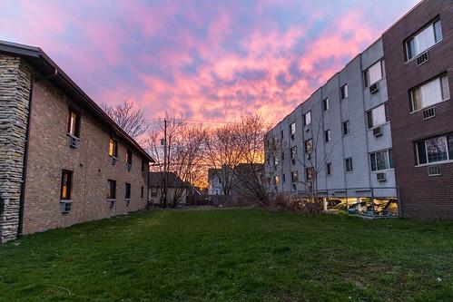 Eastside Sunset