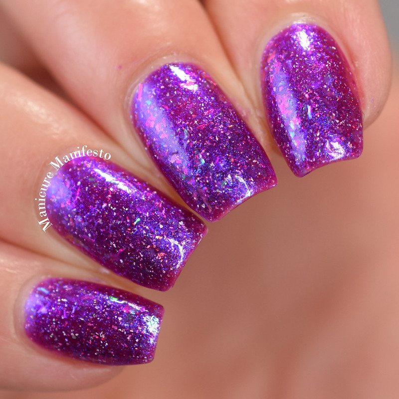 Great Lakes Lacquer Mystery #13 review