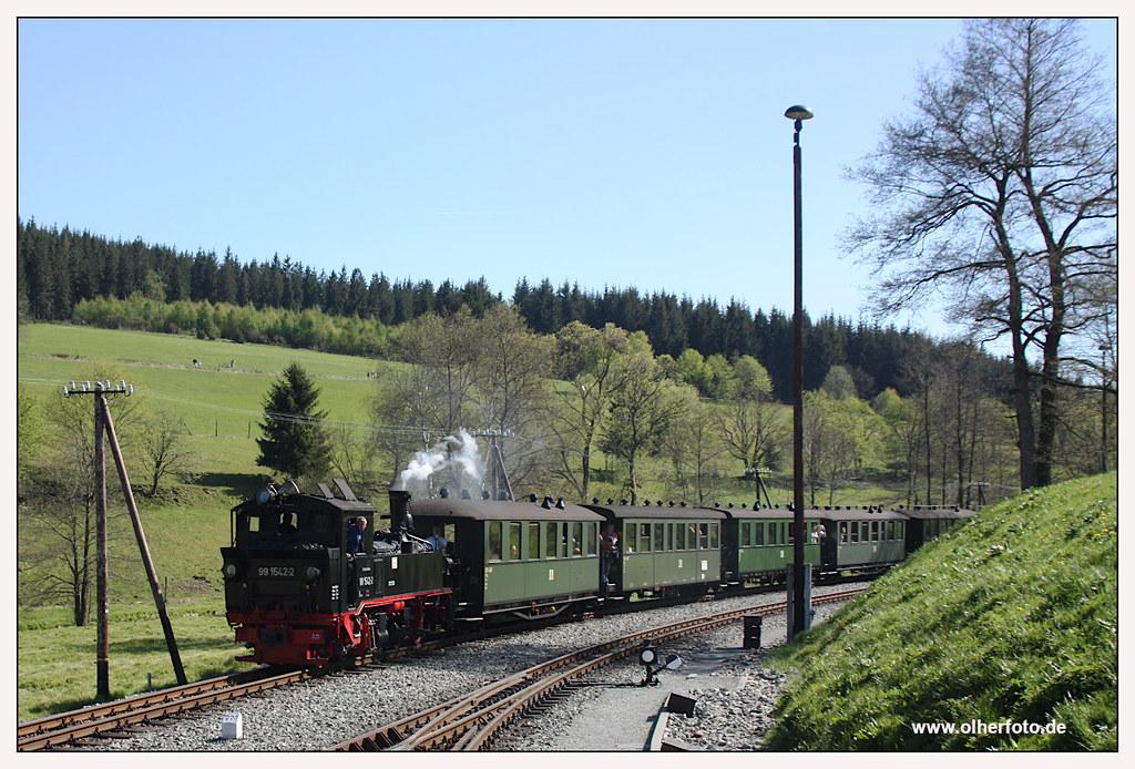 Preßnitztalbahn - 2008-11