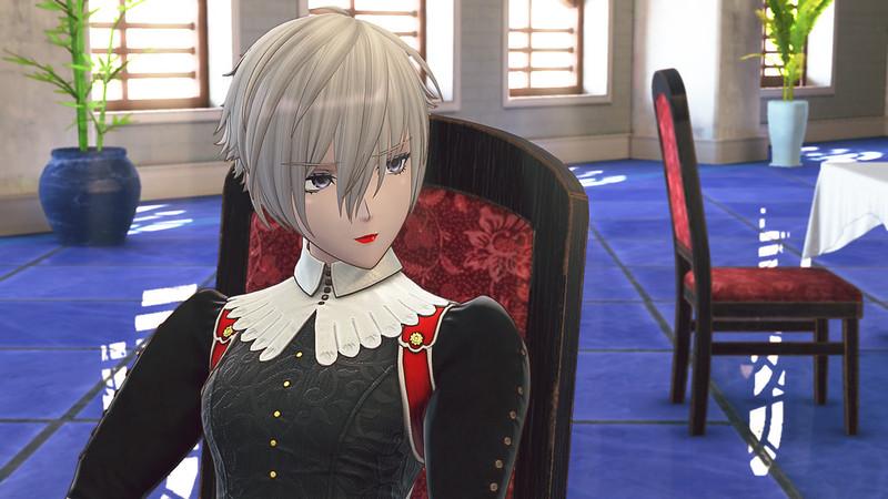 Sakura Wars on PS4