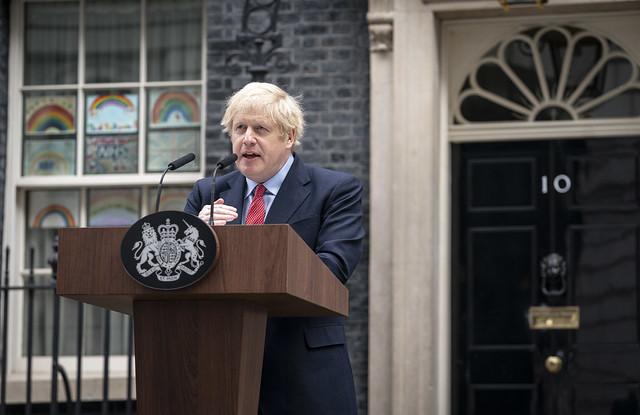 Boris Johnson Return to No10
