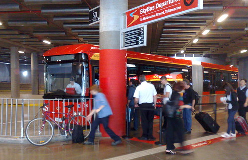 Skybus, April 2010
