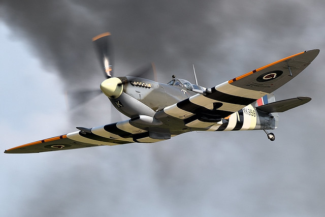 RAF Supermarine Spirfire Mk IXc MK959 N959RT RAF 302 Polish Fighter Squadron and 329 Free French Squadron in 1946 was with Dutch 322 Squadron