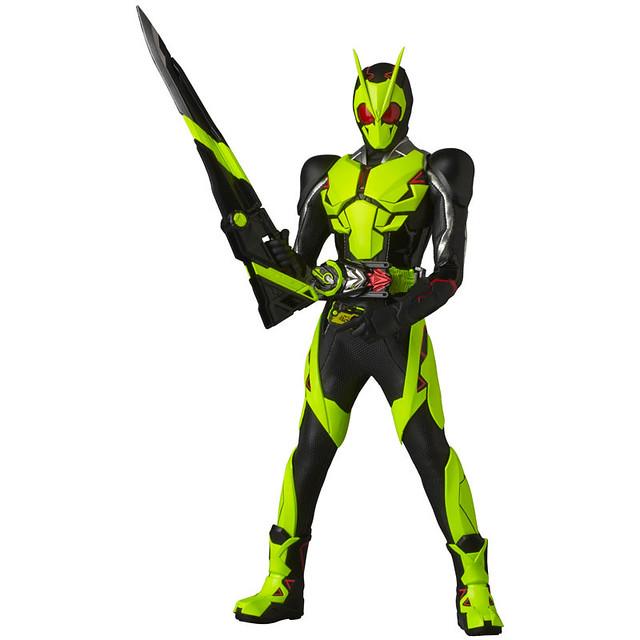RAH GENESIS《假面騎士01》假面騎士 ZERO-ONE 躍昇蝗蟲型態(リアルアクションヒーローズ No.785 GENESIS 仮面ライダーゼロワン ライジングホッパー)