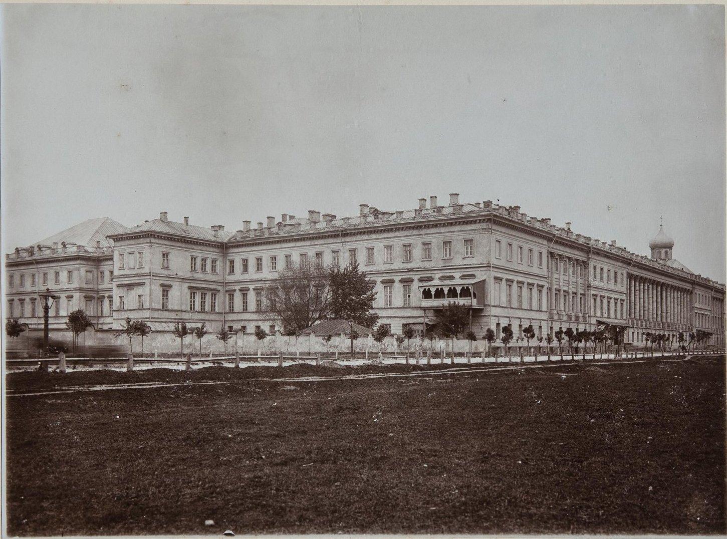 03. Вид здания корпуса